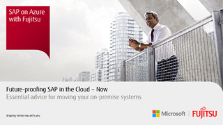 Future-proofing SAP in the Cloud – Now