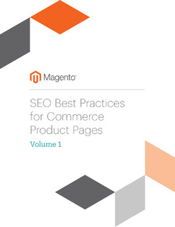 SEO Best Practices for Commerce Product Pages