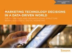 Marketing Technology Decision in a Data-Driven World