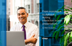 From Monologue to Dialogue: Adding Interactions to Your Presentations