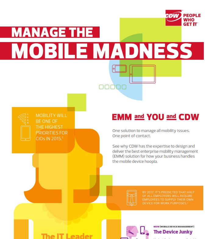Manage the Mobile Madness