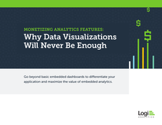 Monetizing Analytics Features: Why Data Visualizations Will Never Be Enough