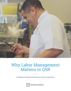 Why Labor Management Matters to QSR