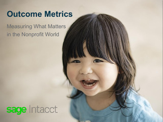 Outcome Metrics: Measuring What Matters in the Nonprofit World