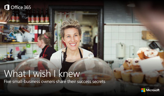 What I Wish I Knew: Five small-business owners share their success secrets