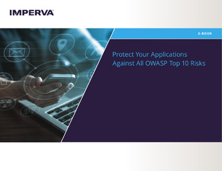 Protect Your Applications Against All Ten OWASP 2017 Threats