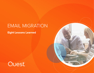 Email Migration: Eight Lessons Learned