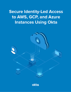 Secure Identity-Led Access to AWS, GCP, and Azure Instances
