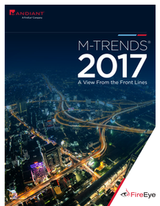 M-Trends 2017: Trends from the Year's Breaches and Cyber Attacks