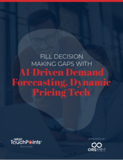 Fill Decision Making Gaps With AI-Driven Demand Forecasting, Dynamic Pricing Tech
