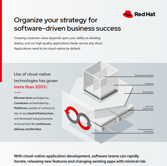 Organize Your Strategy for Software-driven Business Success