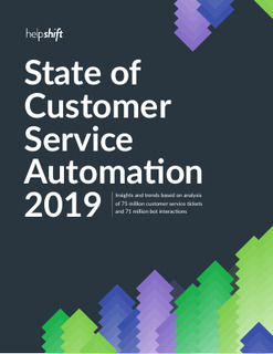 State of Customer Service Automation 2019