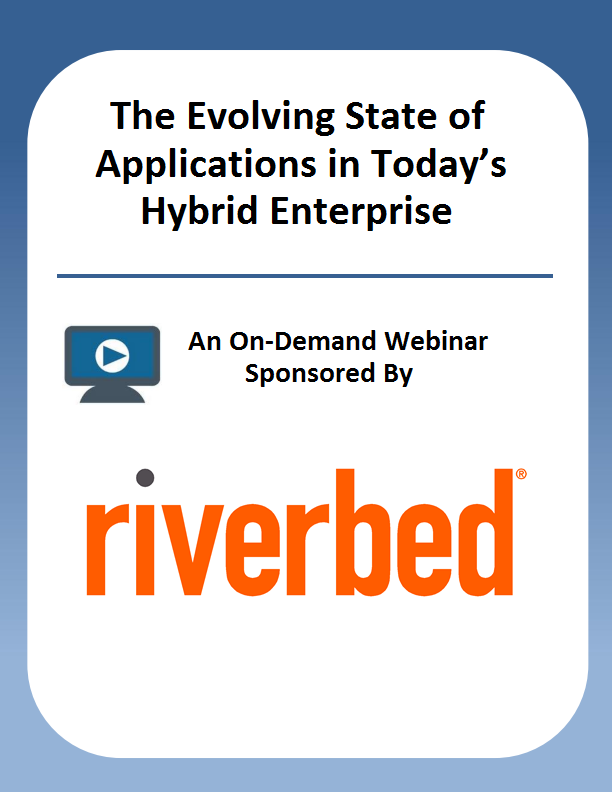 The Evolving State of Applications in Today's Hybrid Enterprise