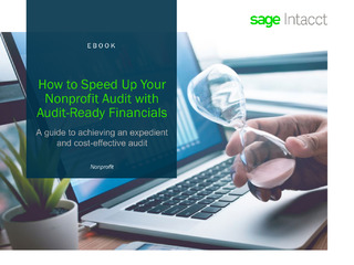 How to Speed Up Your Nonprofit Audit with Audit-Ready Financials