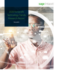 2020 Nonprofit Technology Trends Research Report
