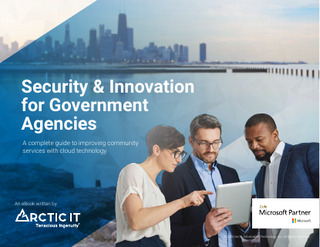 Security & Innovation for Government Agencies
