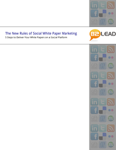 The New Rules of Social White Paper Marketing