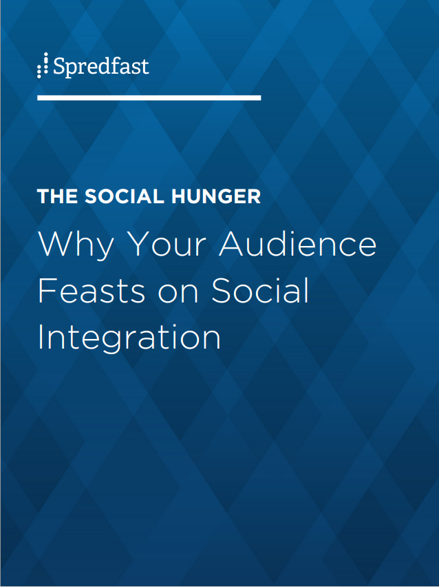 The Social Hunger: Why Your Audience Feasts on Social Integration