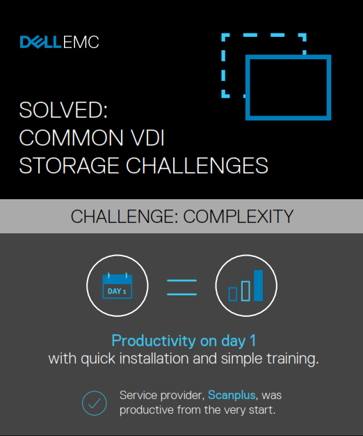 Common VDI Storage Challenges, Solved