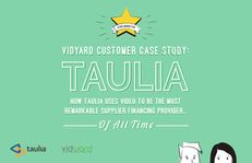 How Taulia Uses Video to Be the Most Remarkable Supplier Financing Provider of All Time