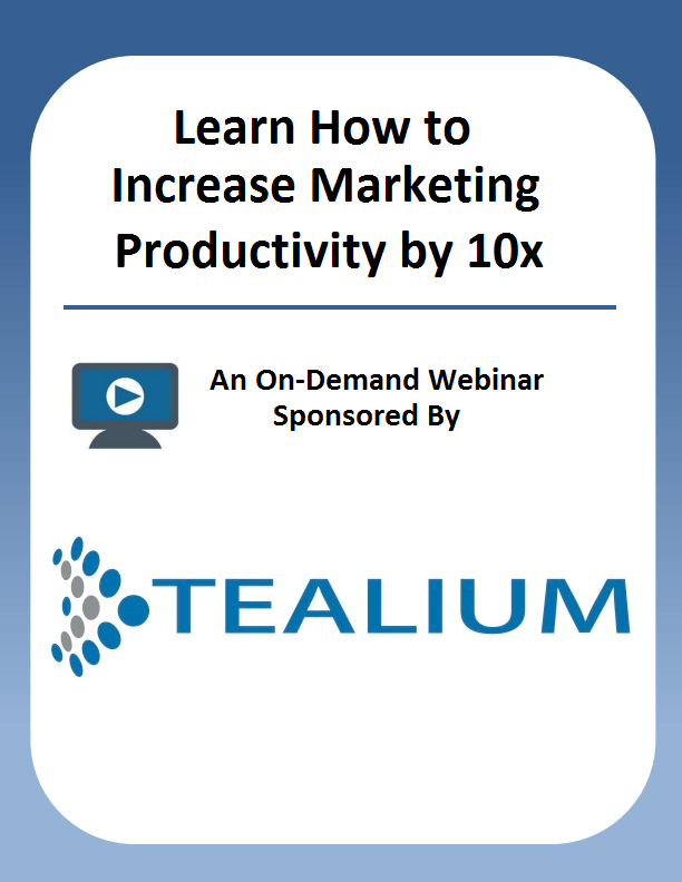 Learn How to Increase Marketing Productivity by 10x