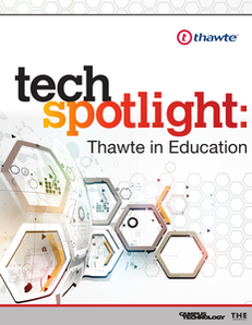 Tech Spotlight: Thawte in Education