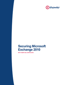 Securing Microsoft Exchange 2010