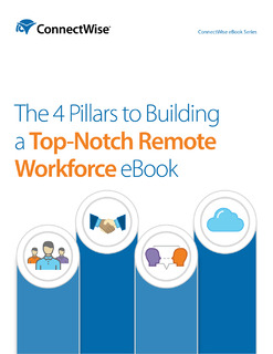 The 4 Pillars to Building a Top-Notch Remote Workforce