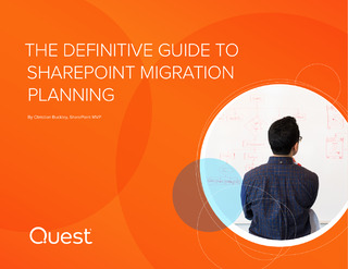 SharePoint Migration Planning: The Definitive Guide