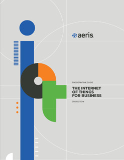 The Definitive Guide: The Internet of Things for Business