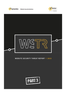Website Security Threat Report – Part 3