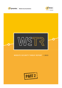 Website Security Threat Report – Part 2