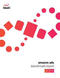 Amazon Ads Benchmark Report