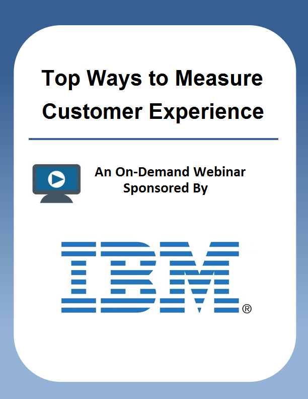 Top Ways to Measure Customer Experience