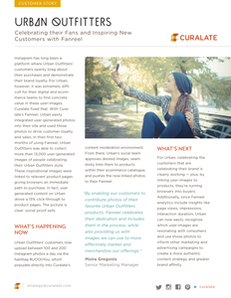 Case Study: Urban Outfitters – How to Make User Generated Content from Instagram Shoppable