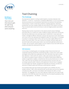 Tool Chain Use Case