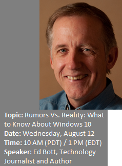 Rumors Vs. Reality: What to Know About Windows 10