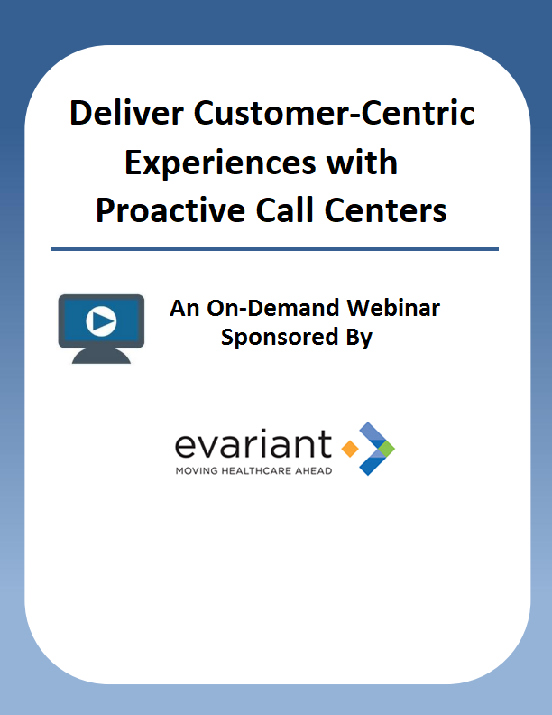 Deliver Customer-Centric Experiences with Proactive Call Centers