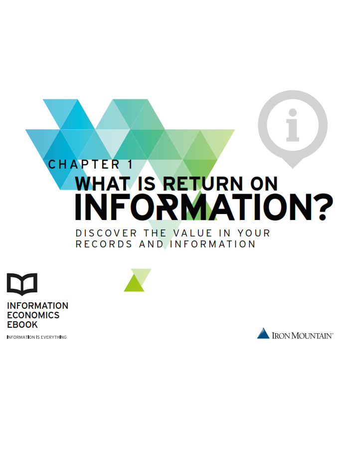 What is Return on Information