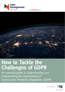 How To Tackle the Challenges of GDPR
