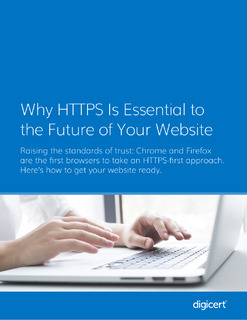 Why HTTPS Is Essential to the Future of Your Website