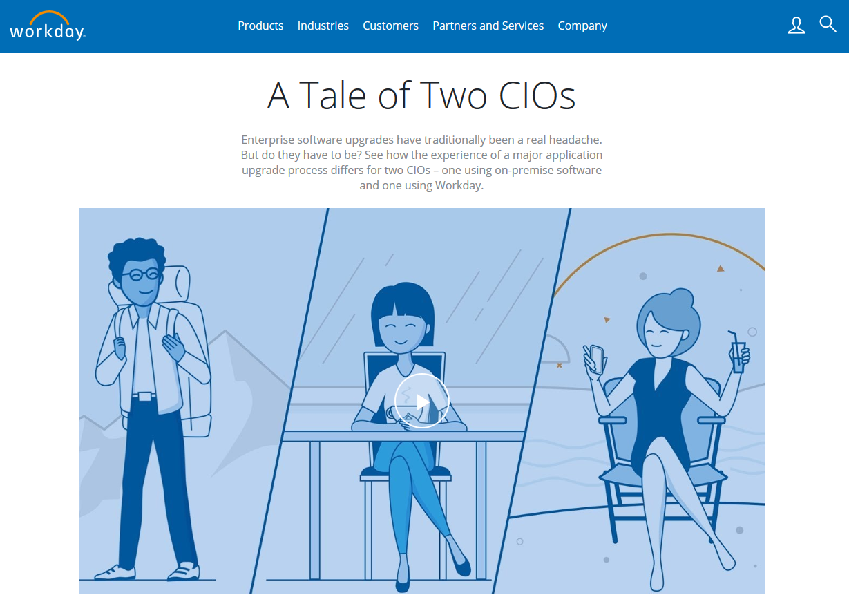 A Tale of Two CIOs