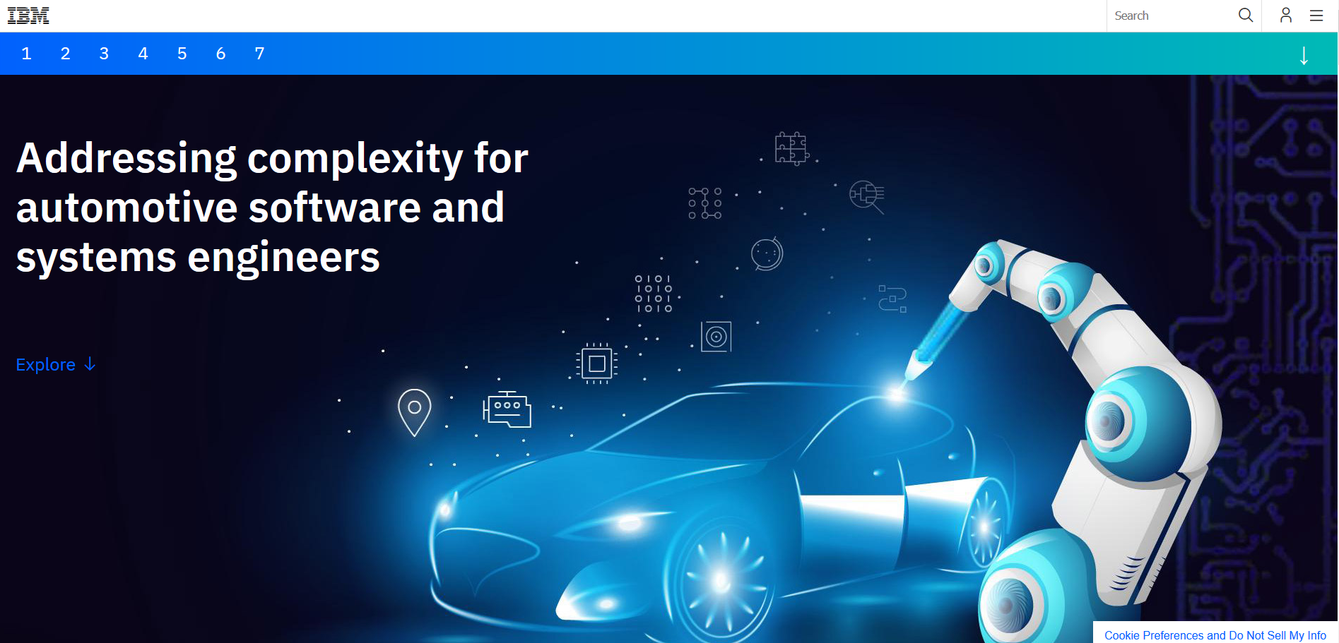 Addressing complexity for auto engineers