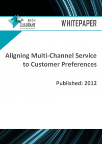 Aligning Multi-Channel Service to Customer Preferences