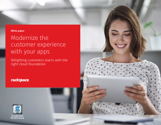 Modernize the Customer Experience with Your Apps