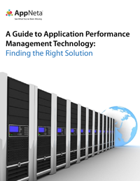 A Guide to Application Performance Management Technology: Finding the Right Solution
