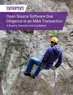 Open Source Software Due Diligence in an M&A Transaction