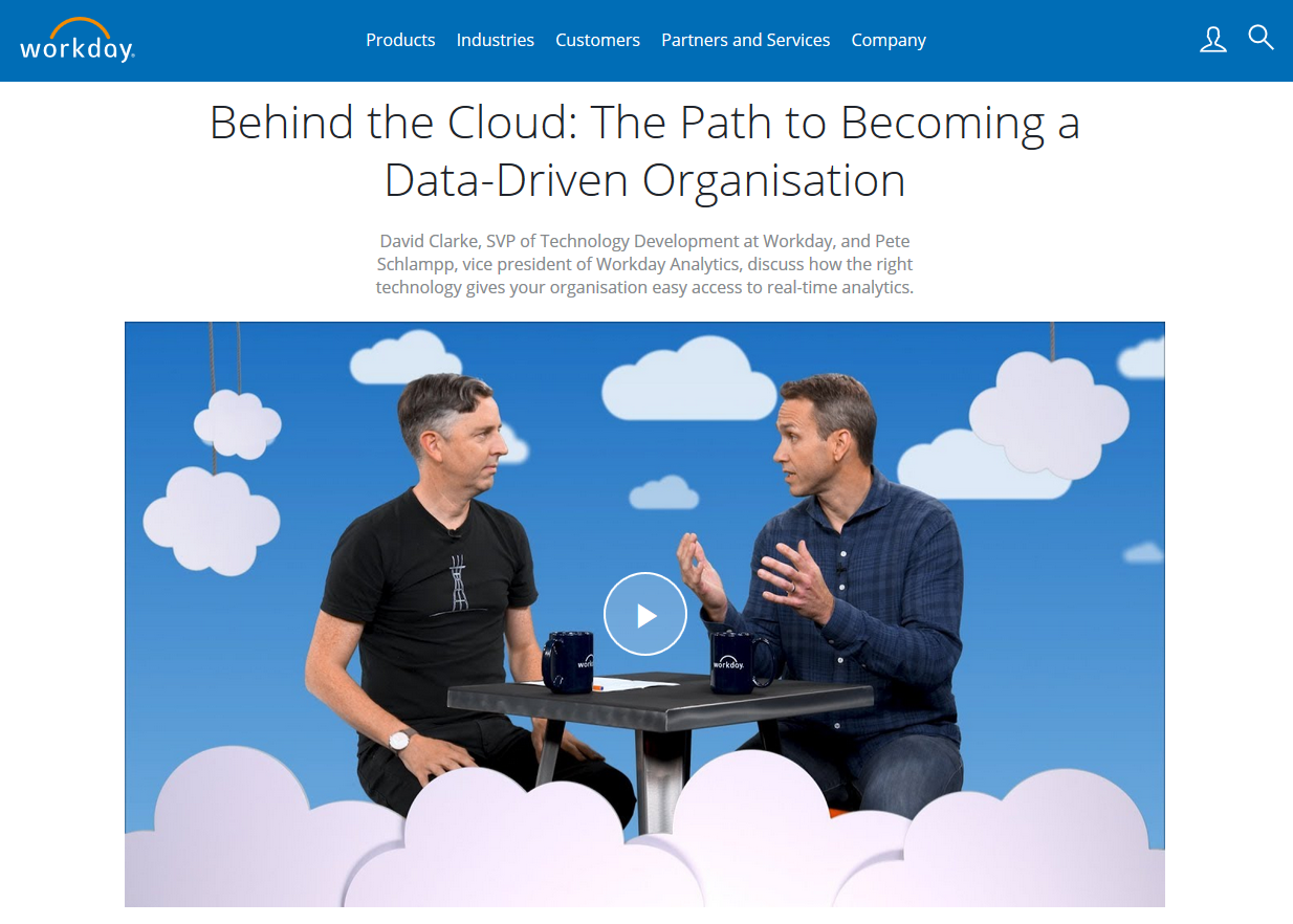 Become a Data-Driven Organisation