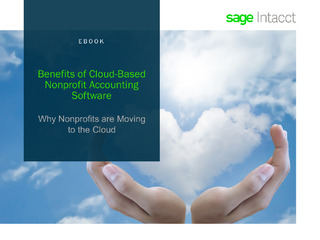 Benefits of Cloud-Based Nonprofit Accounting Software