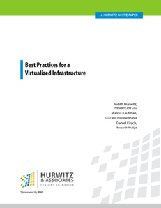 Best Practices for a Virtualized Infrastructure